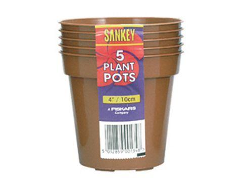 Sankey 134 Plant Pot 10cm X5