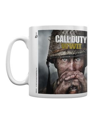 Call of Duty WWII Key Art 10oz Ceramic Mug