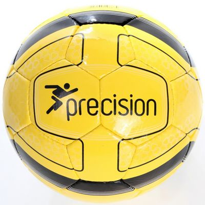 Precision Training Penerol IMS Match Ball Hi-Vis Yellow Size 4