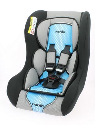 Trio Group 0-1-2 Car Seat, Pop Blue