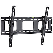 "VonHaus 33-60"" Tilt TV Wall Mount Bracket with Built-In Spirit Level"