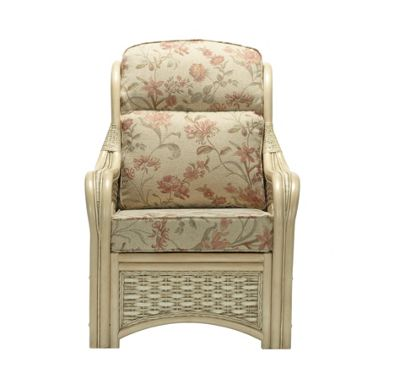 Desser Lugano Chair - Monet Fabric - Grade A