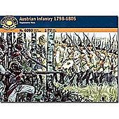 Napoleonic Wars - Austrian Infantry 1798-1805 - 1:72 Scale - 6093 - Italeri
