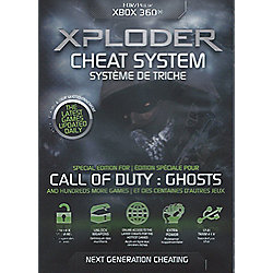 Xploder Cheat System Call Of Duty: Ghosts Edition