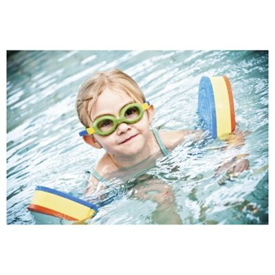 Monkey Swimmers Adjustable Swimming Armbands
