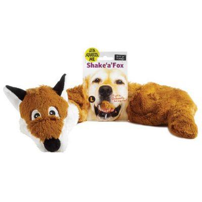 Shake A Fox Dog Toy - Large