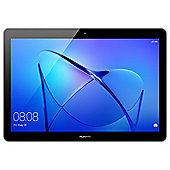 Huawei Mediapad T3 10 Inch Tablet with Wi-Fi and 16GB - Space Grey