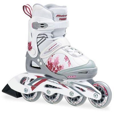 Rollerblade Bladerunner Phaser XR G Girls Recreational Inline Skate - Small JNR 10-13
