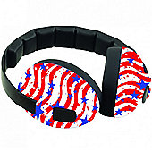 Banz Baby Ear Defenders - Stars & Stripes