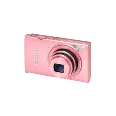 Canon IXUS 240 HS (16.1MP) Digital Camera 5x Optical Zoom 3.2 inch LCD (Light Pink)