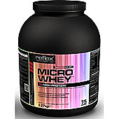 Reflex Micro Whey 2.27kg - Strawberry
