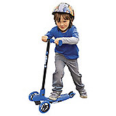 Yvolution Y Glider Air Scooter Blue