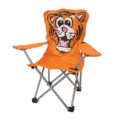 Yellowstone Jungle Animal Chair Tiger