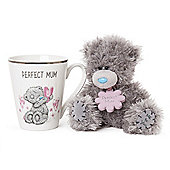 Me to You Perfect Mum Mug and Tatty Teddy Gift Set