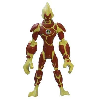 Ben 10 Omniverse Alien Collection Figure - Heatblast