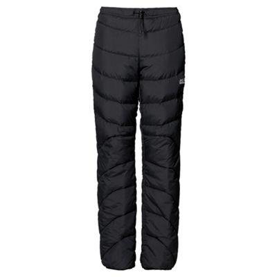 Jack Wolfskin Ladies Atmosphere Down Pants Black 2XL