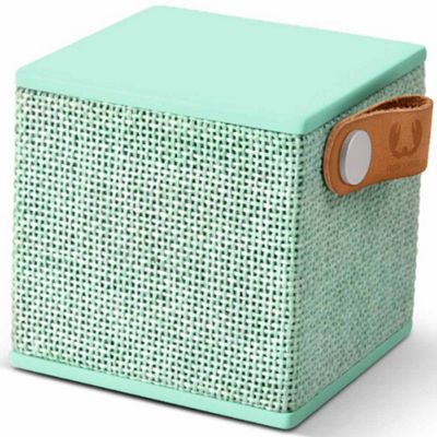 Fresh n Rebel Peppermint Rockbox Cube Fabriq Bluetooth Speaker