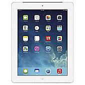 "Refurbished Apple iPad 4, 9.7"", 32GB, WiFi & 4G- White"