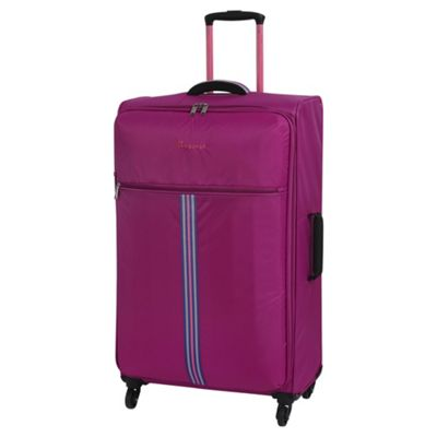 it luggage GT Lite Large 4 Wheel Pink Suitcase