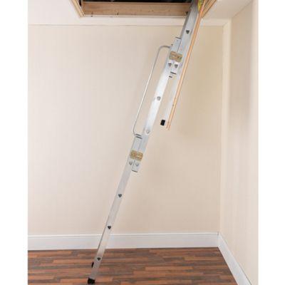 Laddaway 3 Section Loft Ladder