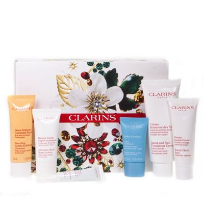 Clarins Getaway Essentials Gift Set