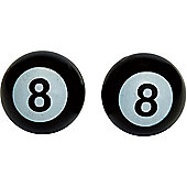 Weldtite 8-Ball Valve Caps (card of 2)