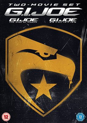 GI Joe 1 & 2 - 2 DISC DVD