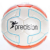 Precision Training Santiago FIFA Inspected Match Ball White/Orange