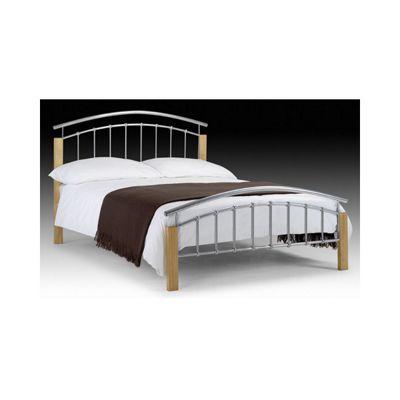 Julian Bowen Aztec Bed Frame - Double (4' 6