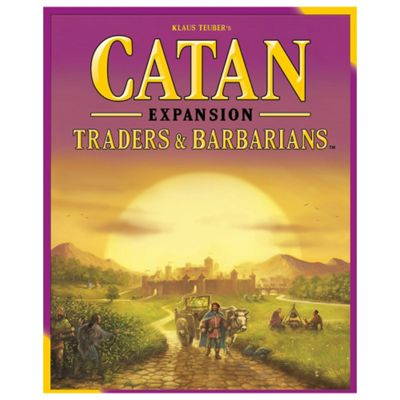 Catan Expansion Traders and Barbarians Board Game