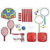 Carousel Garden Sports Set