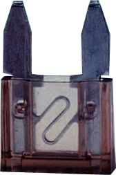 Mini Automotive Blade Fuse 3A