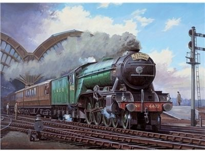 The Flying Scotsman - 1000pc Puzzle