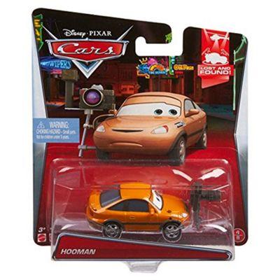 Disney Pixar Cars Diecast Hooman with Camera