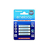 Panasonic Eneloop Rechargeable 750mAh Batteries AAA 4 pack