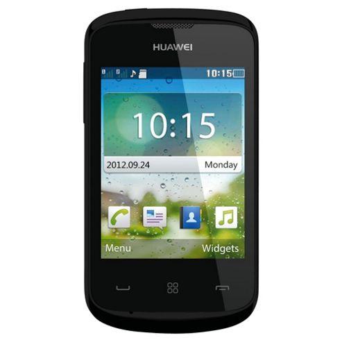 Tesco Mobile Huawei G7220 Black
