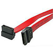 StarTech 36-inch Right Angle Serial ATA Cable (1 end)