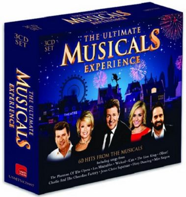The Ultimate Musicals Experience (3Cd)