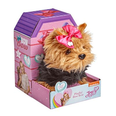 JoJo Siwa Playful Bow Bow with Pink Bow