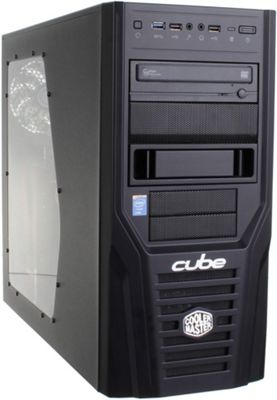 Buy Cube Cyclone Gaming PC Core i5 with Radeon R9 270X HAWK Graphics