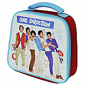 One Direction 'Grid Trapezoid' Premium Lunch Bag
