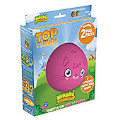 Top Trumps - Moshi Monster Tin: Poppet Edition