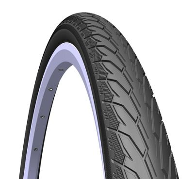Mitas Flash City, Tour & Trek E-Bike Tyre, 28 x 1,75 x 2 (47-622), black