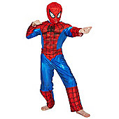 Marvel Light-Up Spider-Man Costume - Blue
