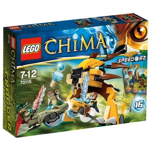 LEGO Legends of Chima Ultimate Set 70115