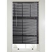 Hamilton McBride Aluminium Venetian Blind Black - 60x160cm