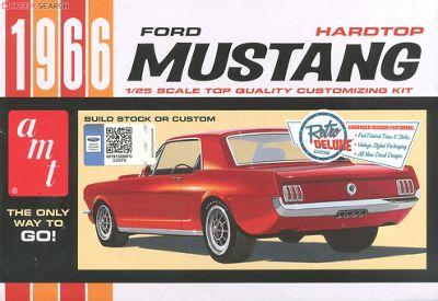 1966 Ford Mustang Hardtop (Model Car)