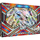 Lycanroc GX Box Pokemon TCG