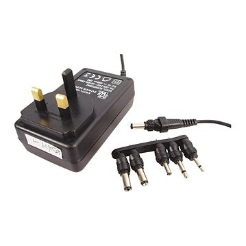 AC/DC Switched Mode Mains Power Supply Adaptor 9V 2 25A