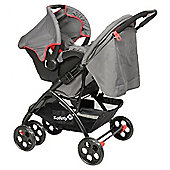 Safety 1st SF1 Travel System (Red Mania)